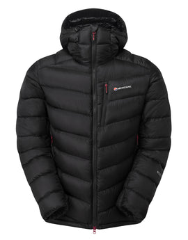 Montane Mens Anti Freeze Jacket - Black