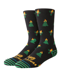 Stance Mens Holiblaze Socks