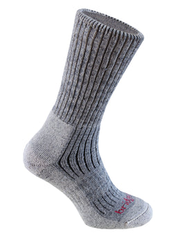 Bridgedale Mens Hike Midweight Merino Sock - Stone Grey