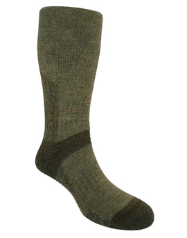 Bridgedale Mens Explorer Heavyweight Merino Endurance Sock - Olive