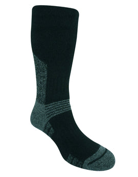 Bridgedale Mens Explorer Heavyweight Merino Endurance Sock - Black