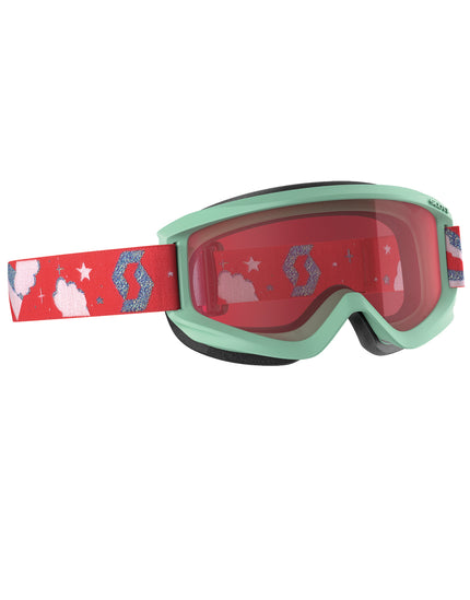 Scott Kids Agent Goggle - Mint Enhancer Lens