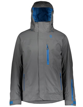 Scott Mens Ultimate DRX Jacket - Iron Grey