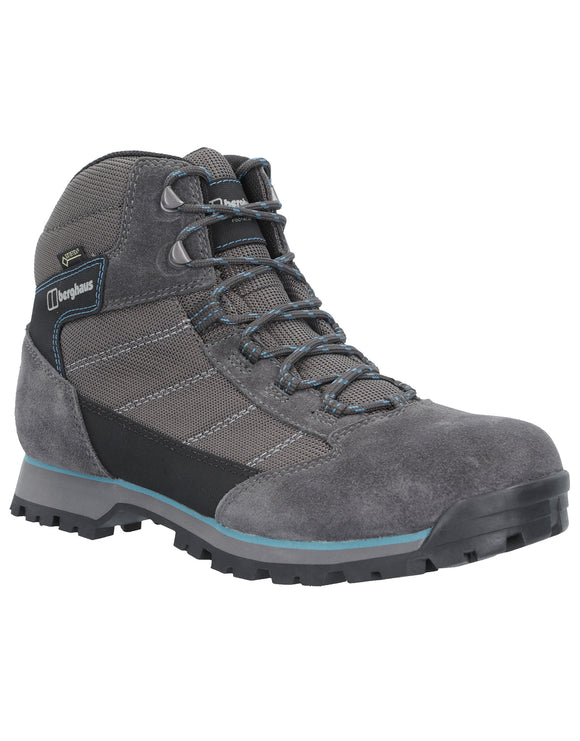 Berghaus Womens Hillwalker Trek GTX Walking Boot - Dark Grey
