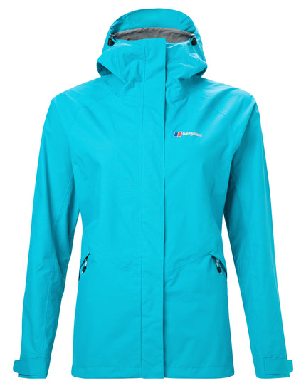Berghaus Womens Alluvion Jacket - Capri Breeze