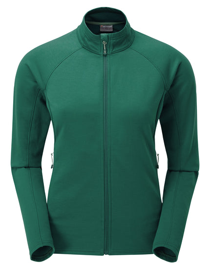 Montane Womens Bellatrix Fleece - Wakame Green