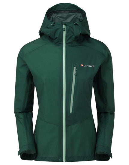 Montane Womens Minimus Jacket - Wakame Green