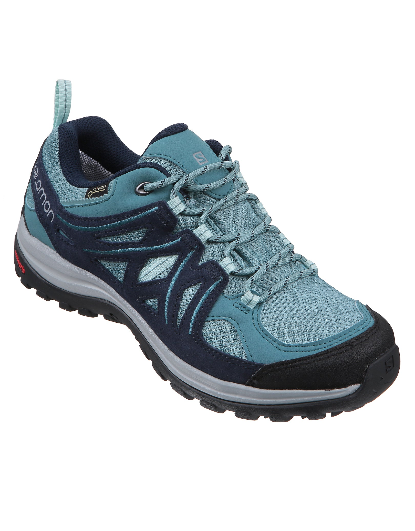 Womens Ellipse 2 GTX Trail Shoe - Trellis Navy