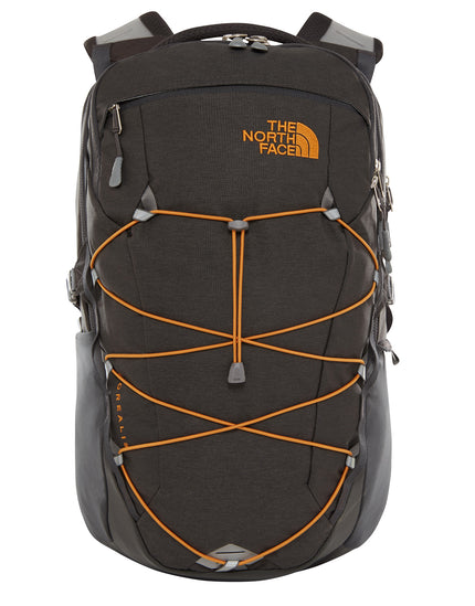 The North Face Borealis Rucksack - Asphalt Grey Citrine