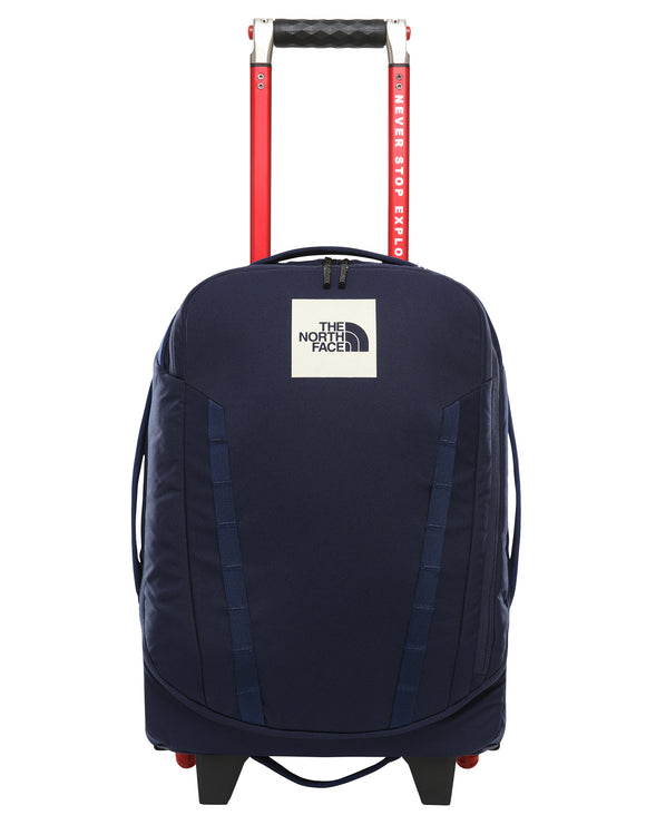 The North Face Overhead 19 Wheeled Suit Case - Montague Blue