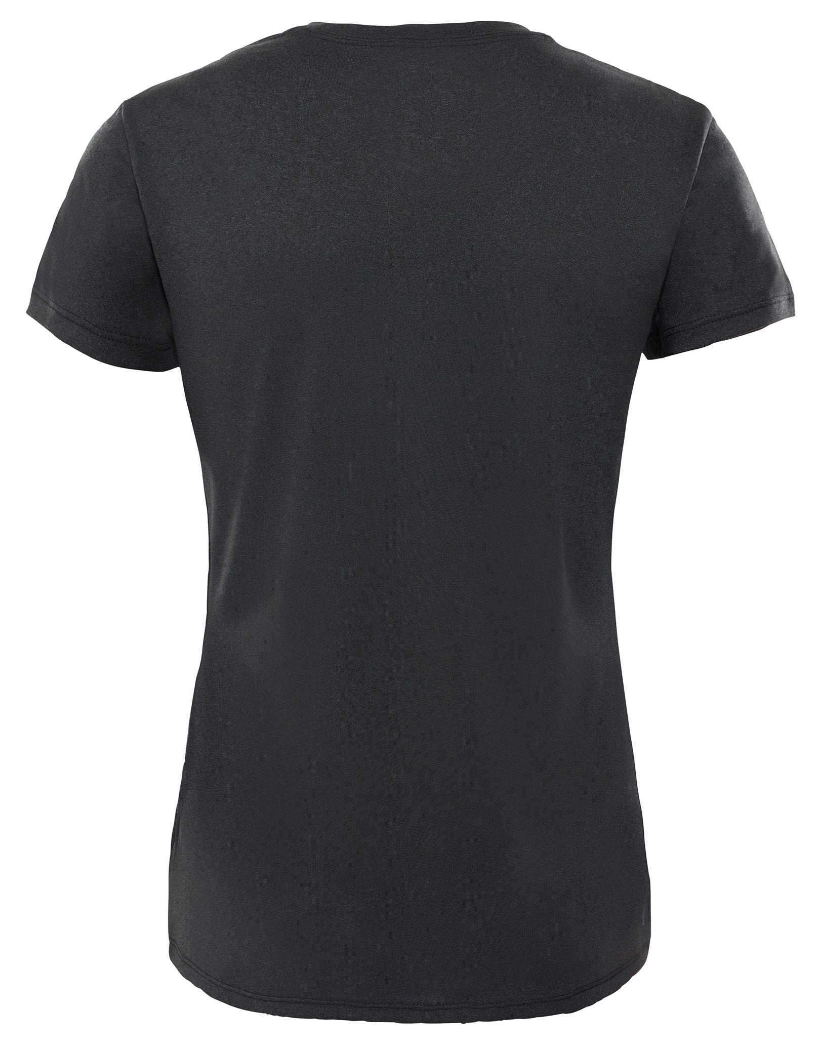 88705fbe4d8d The North Face Womens Reaxion Amp Crew T Shirt - TNF Black Heather ...