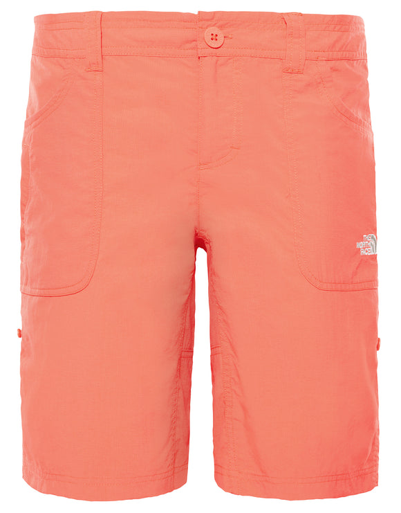 The North Face Womens Horizon Sunnyside Short - Juicy Red