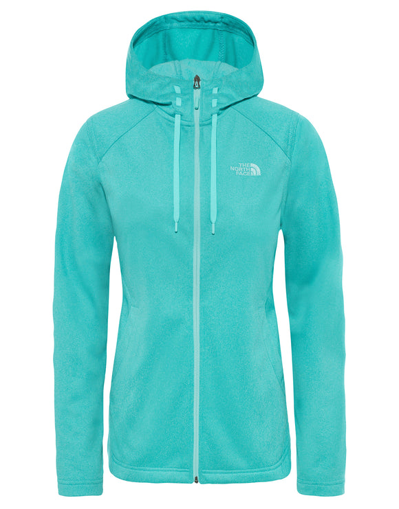 The North Face Womens Tech Mezzaluna Hoodie - Ion Blue