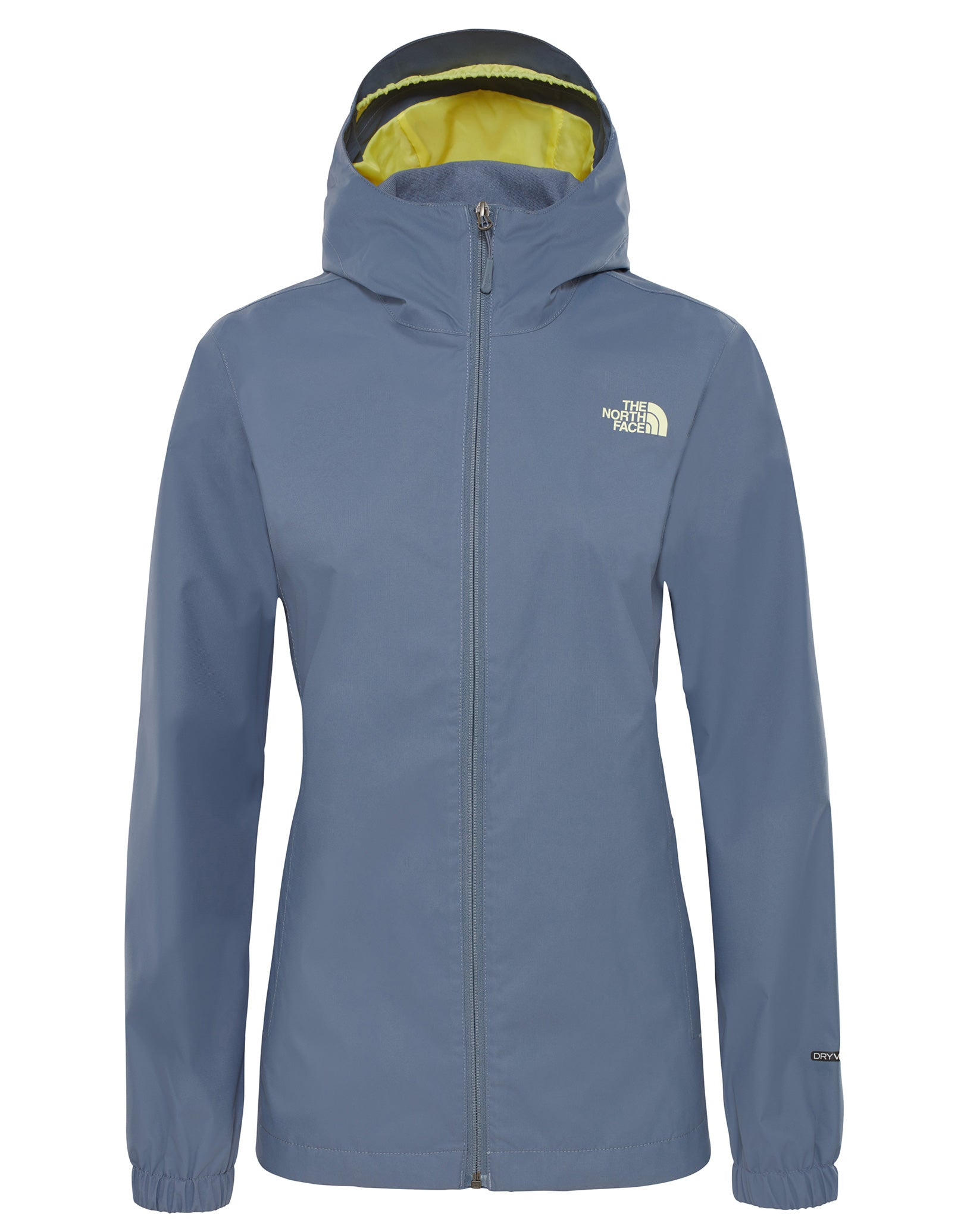 ee329d216 Womens Quest Jacket - Grisaille Grey