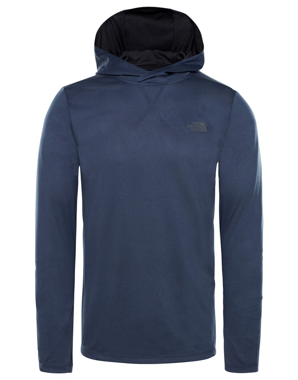 The North Face Mens Reactor Hoodie - Urban Navy