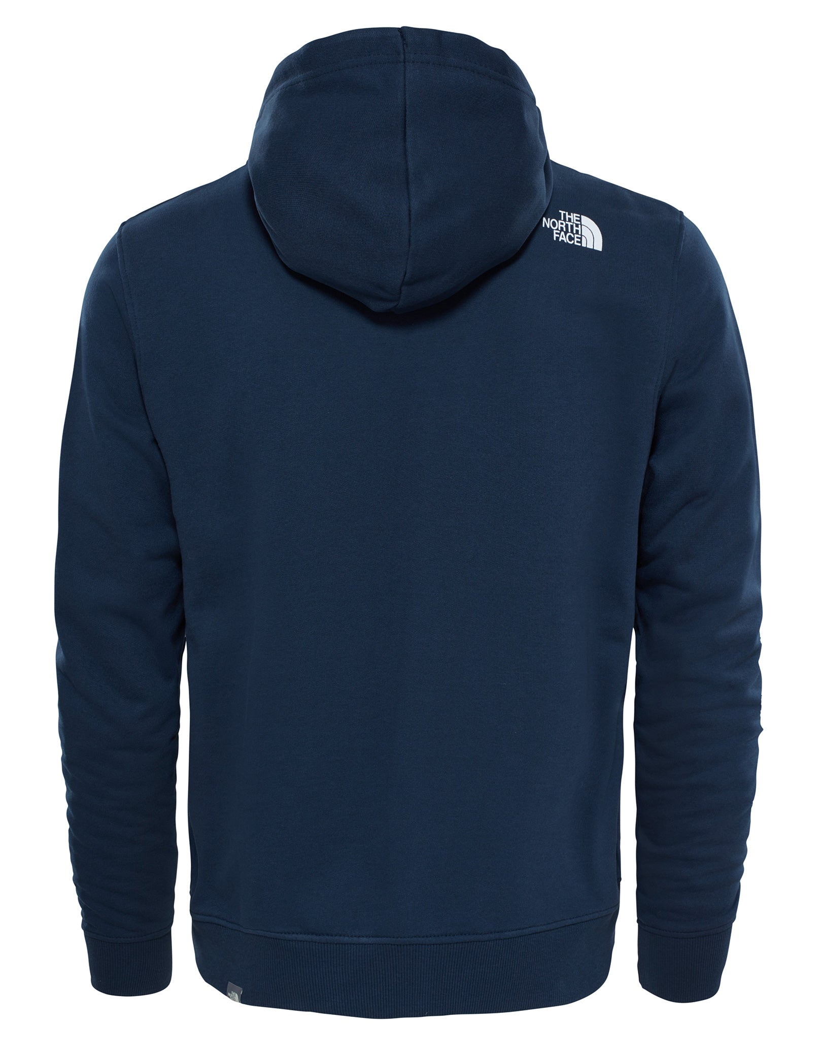 best sneakers 4f2db c39f0 ... The North Face Mens Open Gate Full Zip Light Hoodie - Urban Navy