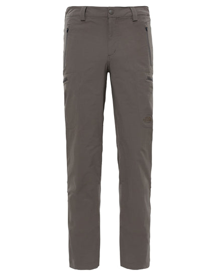 The North Face Mens Exploration Trousers - Weimaraner Brown