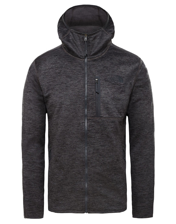 The North Face Mens Canyonlands Hoodie - TNF Dark Grey Heather