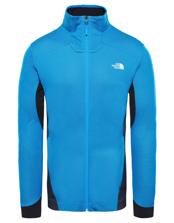 The North Face Mens Apex Midlayer Fleece - Bomber Blue