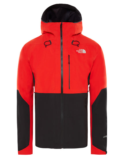 The North Face Mens Apex Flex GTX 2 Jacket - Fiery Red