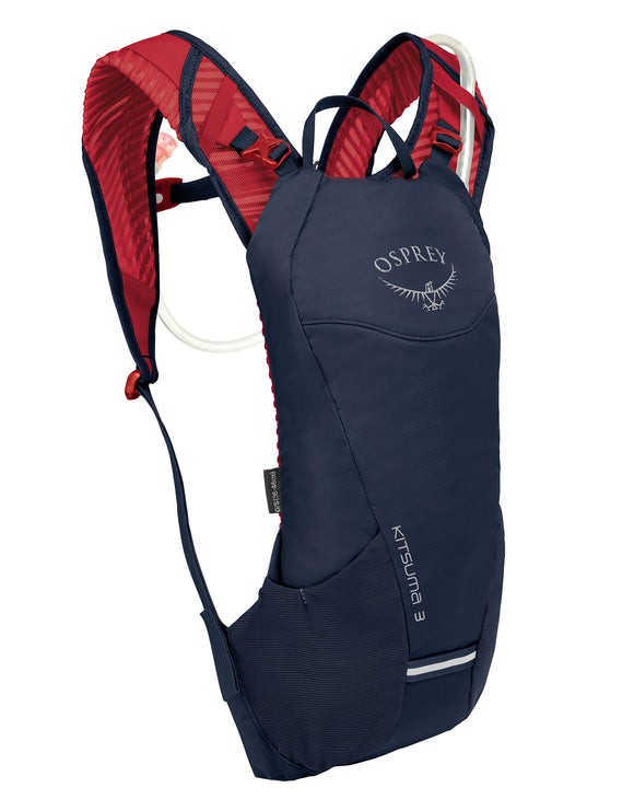 Osprey Womens Kitsuma 3 Hydration Pack - Blue Mage
