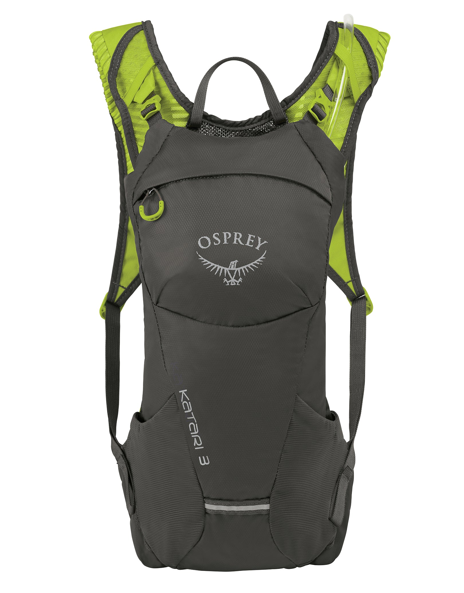 6cff62be0f7 Osprey Mens Katari 3 Hydration Pack - Lime Stone | Simply Hike UK