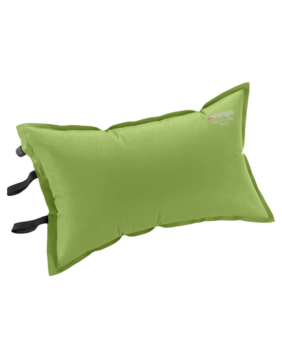 Vango Self Inflating Pillow - Herbal Green - Herbal