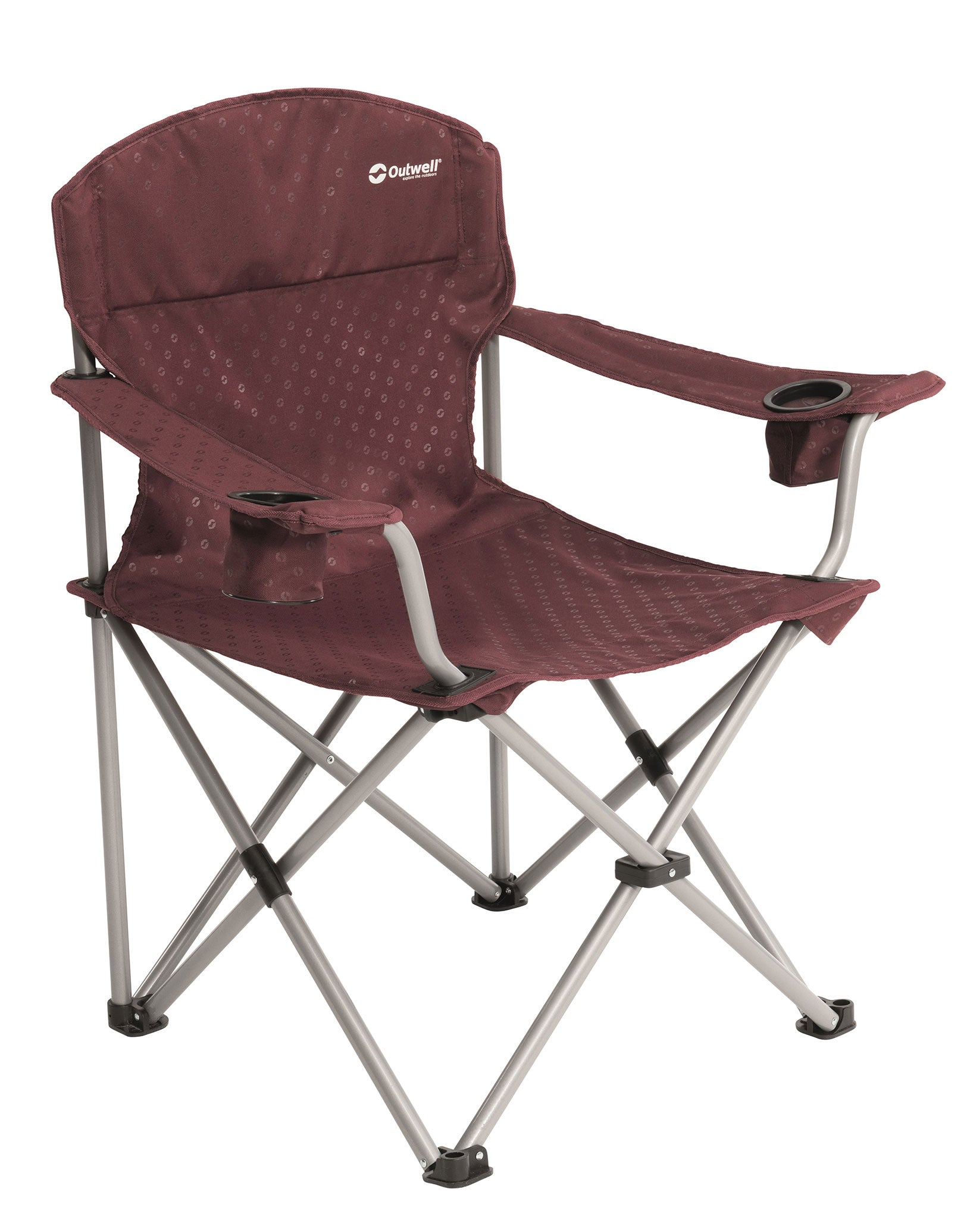 Image of Outwell Catamarca Arm Chair XL - Claret