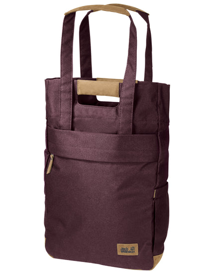 Jack Wolfskin Piccadilly Bag - Burgundy