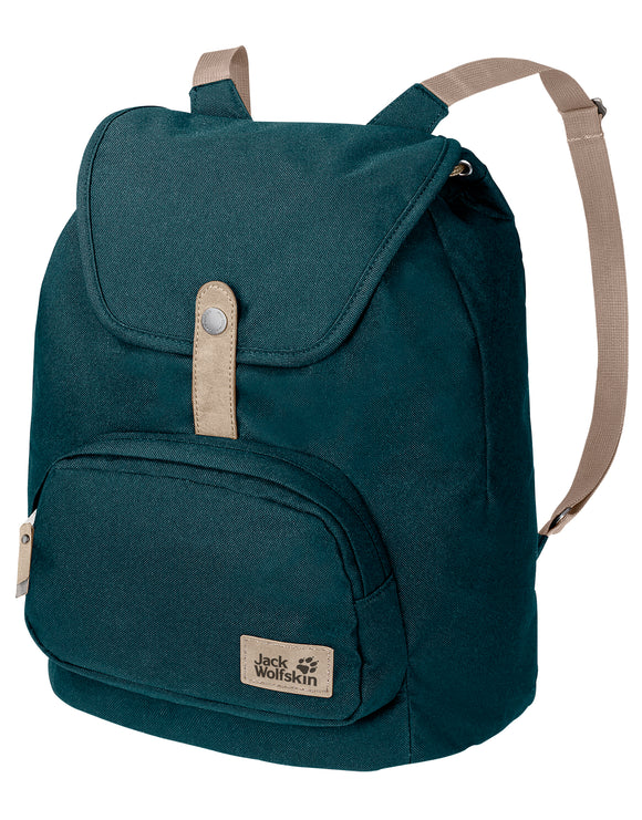Jack Wolfskin Long Acre Backpack - Teal green