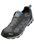 Meindl Mens Activo GTX Trail Shoe - Anthracite Ocean