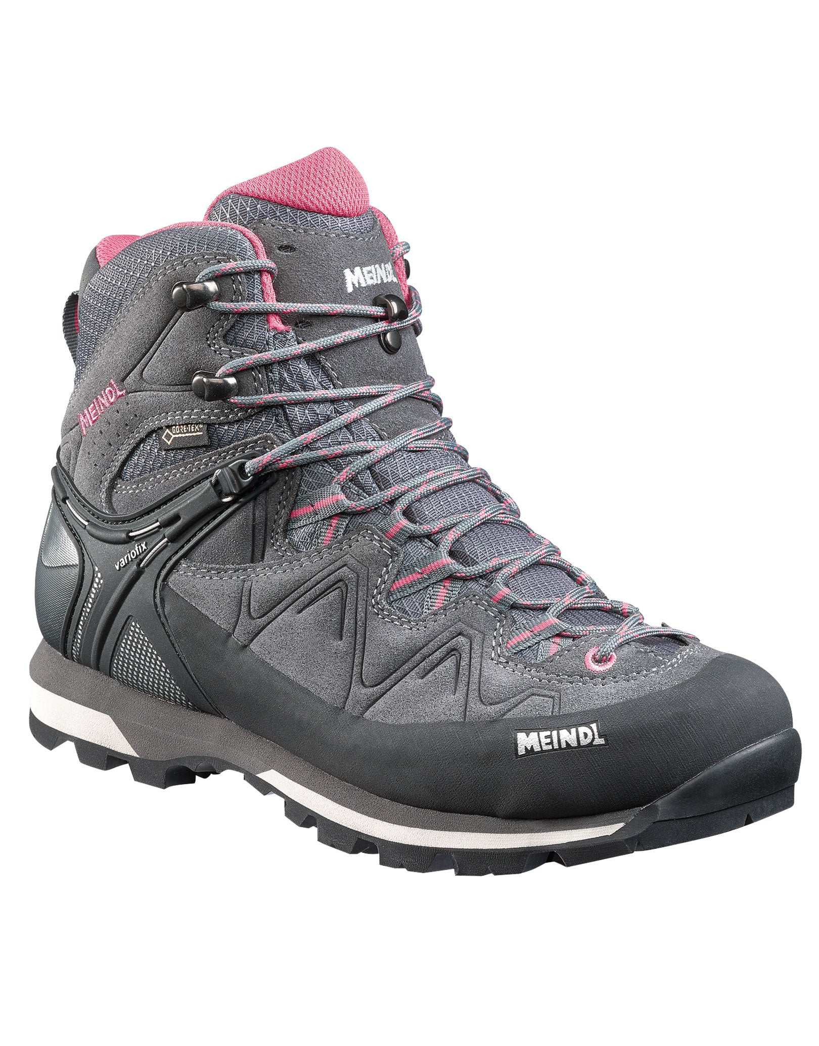 e84af23930a Womens Tonale Lady GTX Walking Boot - Anthracite Rose