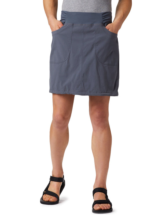 Mountain Hardwear Womens Dynama Skirt - Graphite