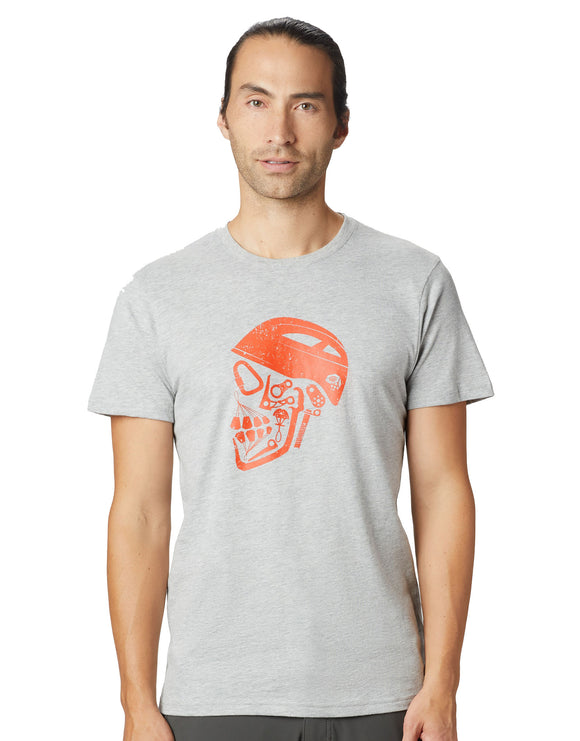 Mountain Hardwear Mens X Ray T Shirt - Heather Grey