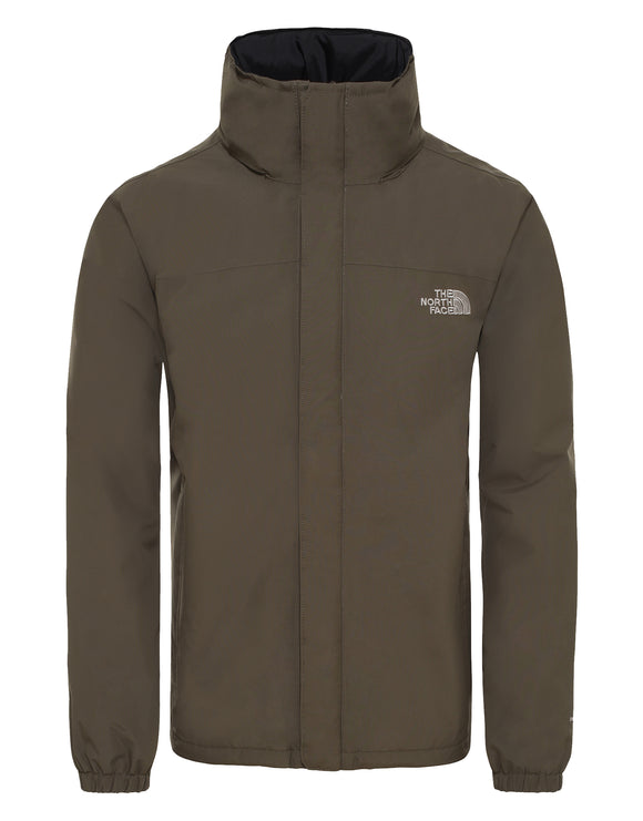 The North Face Mens Resolve Insulated Jacket - New Taupe Green