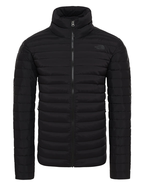 The North Face Mens Stretch Down Jacket - TNF Black