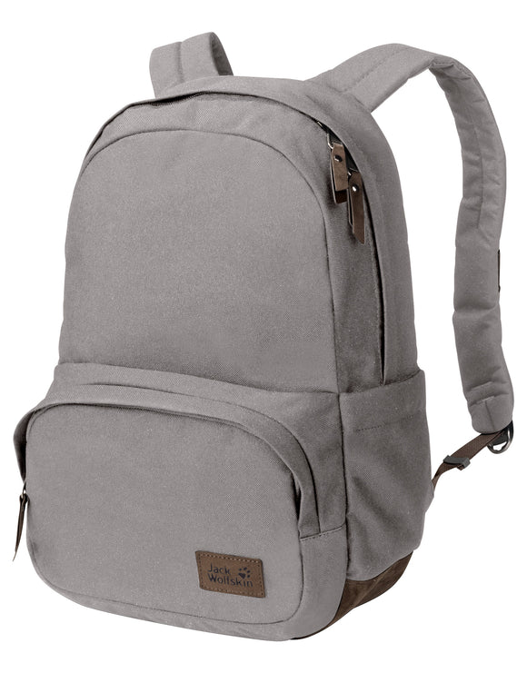 Jack Wolfskin Womens Queensbury Backpack - Clay Grey