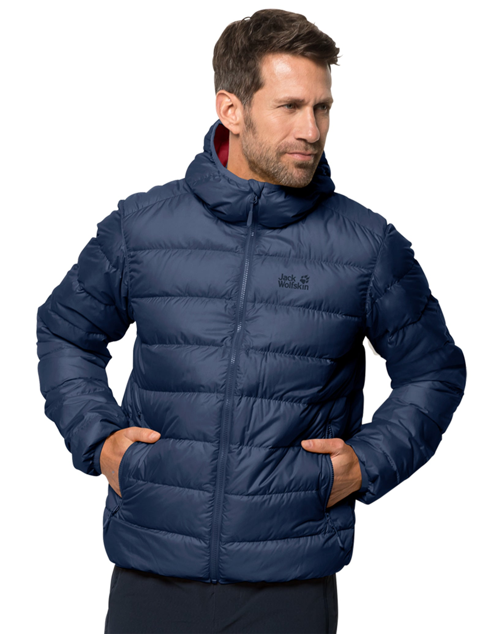 Buy Jack Wolfskin Thermosphere II Jacket Insulated For