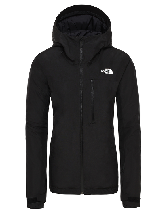 The North Face Womens Descendit Ski Jacket - TNF Black
