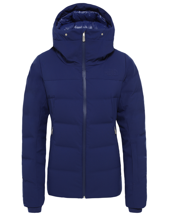 The North Face Womens Cirque Down Ski Jacket - Flag Blue