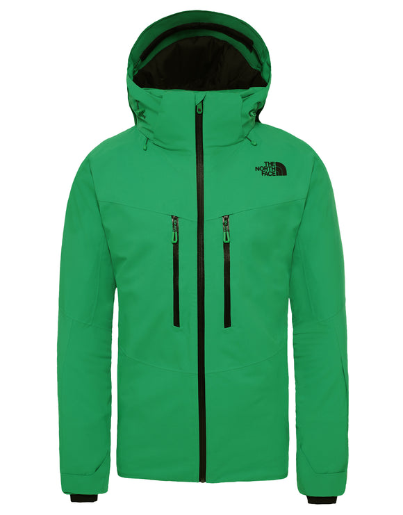 Mens Chakal Ski Jacket - Spectral Green