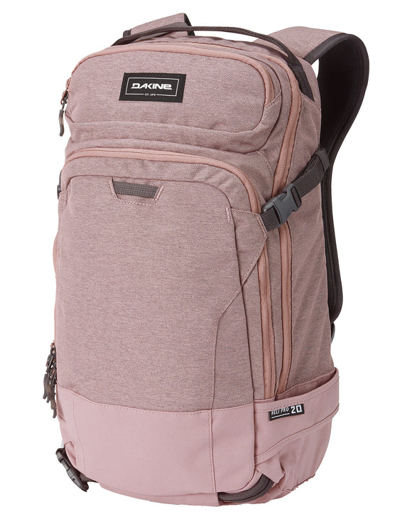 Dakine Womens Heli Pro 20L Backpack - Woodrose