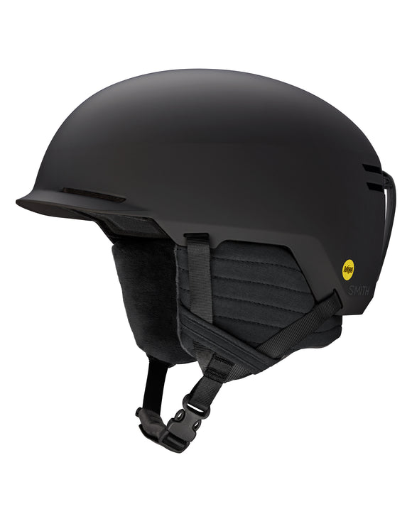 Smith Optics Scout MIPS Ski Helmet - Matte Black