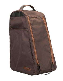 Aigle Rubberbag Welly Boot Bag - Brown