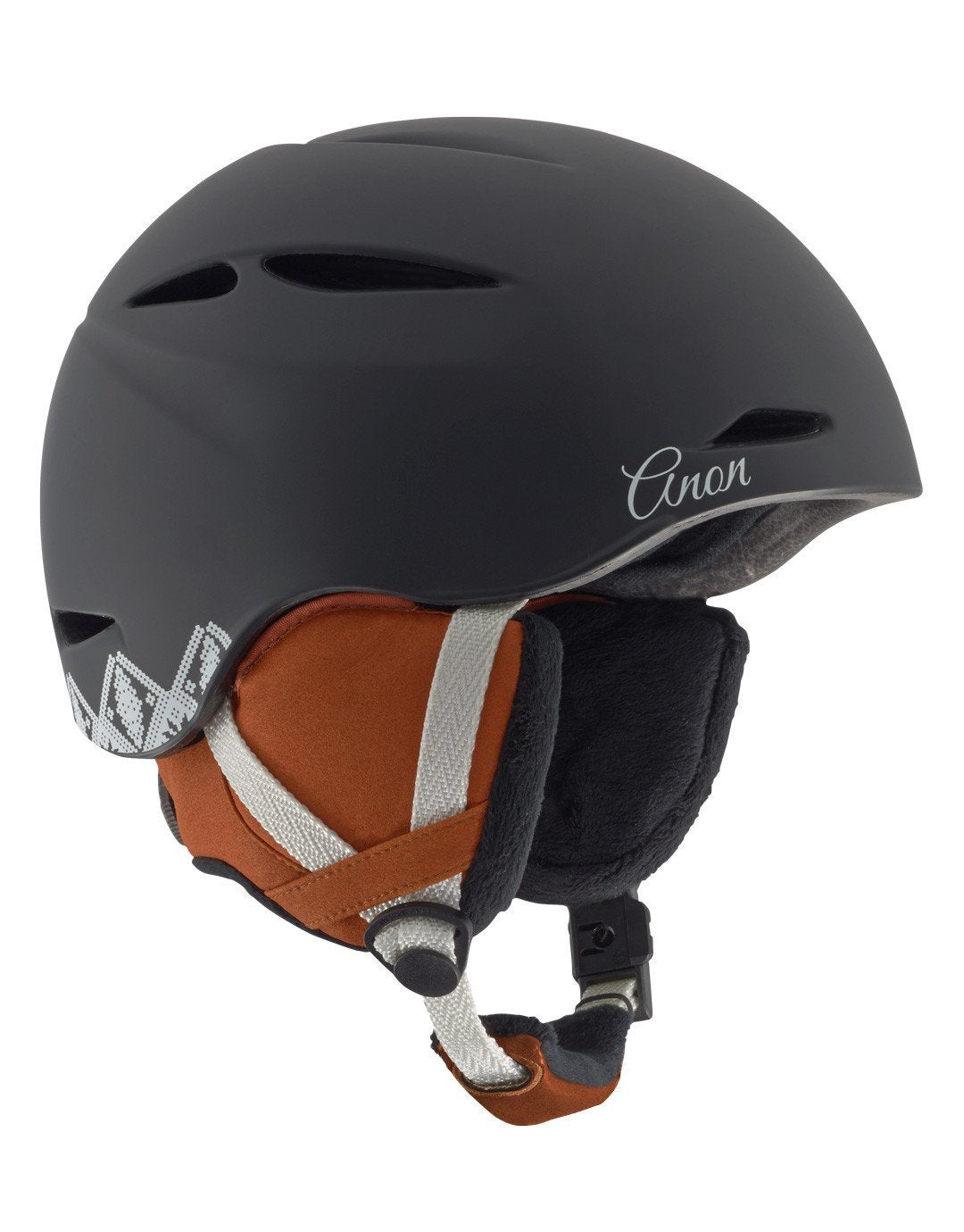 Image of Anon Womens Keira Helmet - Apres Black