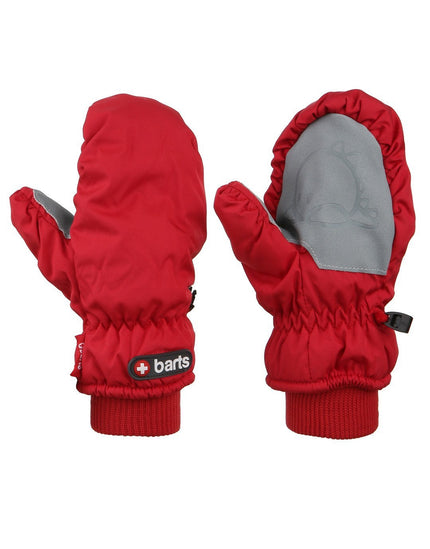 Barts Kids Nylon Mitts - Red