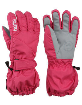 Barts Kids Tec Gloves - Fuchsia