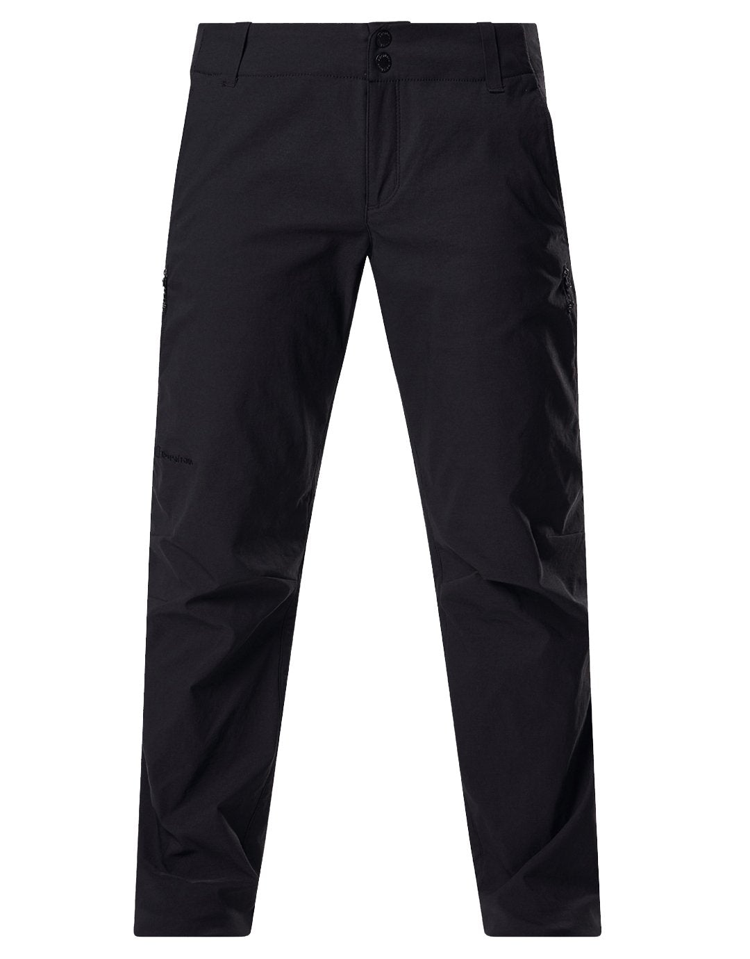 Womens Ortler Pant Regular - Black - UK Size 16 Black