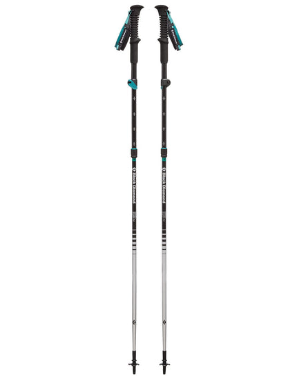 Black Diamond Womens Distance FLZ Walking Poles - Pair
