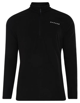 Dare2B Mens Freeze Dry II Fleece - Black
